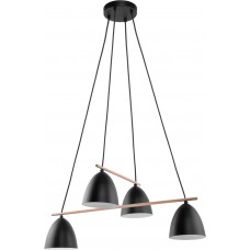 TK Lighting  AIDA BLACK 2576